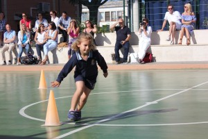 Reception Sports Day - June 2016