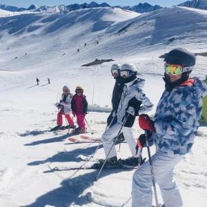 Ski Trip El Tarter, Andorra - February, 2020