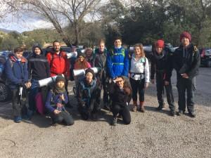 Bronze Practice Hikes 2017 - 2018