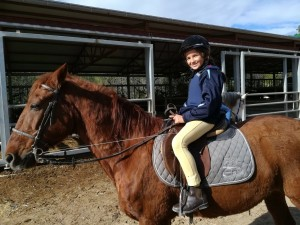 Horse riding - Year 7