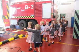 Year 1 & 2 Airport Fire Station - Oct 2016