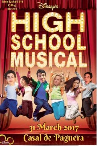 High School Musical - March 2017