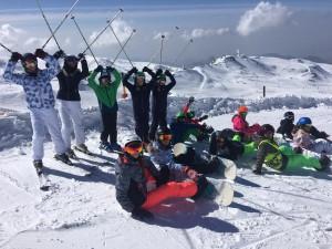 Ski Trip - Sierra Nevada - February, 2019