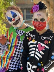 Hallowe'en Fun - October, 2020